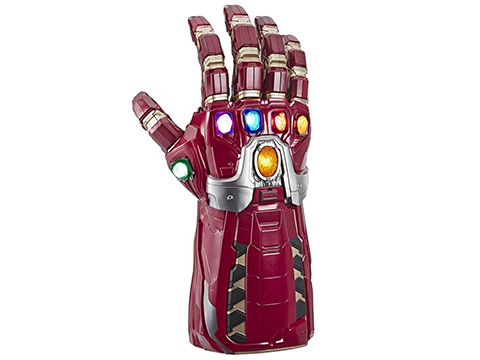 Marvel Legends Gear Avengers: Endgame Infinity Gauntlet Prop Replica