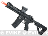 G&G Combat Machine CM16 SR-CQB Airsoft M4 AEG Rifle with Keymod Rail - 7