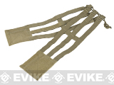 Emerson 3-Band Lite Cummerbund for JPC Style Plate Carriers (Color: Tan)