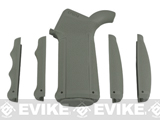 Mission First Tactical Engage AR15/M16 Pistol Grip for Real Steel & Real Steel Spec Airsoft GBB Rifles - Foliage Green