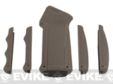 Mission First Tactical Engage AK Pistol Grip for Real Steel & Real Steel Spec Airsoft GBB Rifles - Scorched Dark Earth