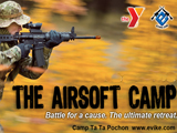 *The Airsoft Camp 2014 - The Ultimate Airsoft Retreat - Desert Force (August 15th~17th, 2014)