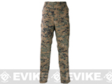 Genuine Gear BDU Trouser - Digital Woodland - Size: S