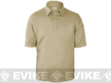 PROPPER ICE� Men's Performance Polo - Silver Tan - Size: S