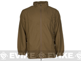 PROPPER� Packable Full Zip Windshirt - Coyote (Size: Large)