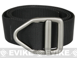 PROPPER 360 Nylon Belt w/ Gunmetal Buckle -  Black / Medium