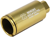 Noveske Limited Edition KX3 14mm Negative Sound Amplity Flashhider (Gold Finish)