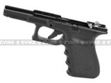 Complete Lower Frame Set for KJW KJ23 / 605 Series Airsoft Gas Blowback w/ Mag