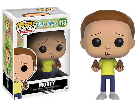 Funko POP! Rick and Morty - Morty Vinyl Figure