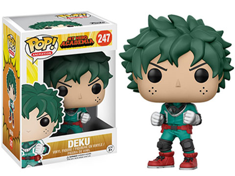 Funko POP! My Hero Academia Deku Vinyl Figure