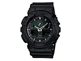 Casio G-Shock Military Series GA100SD-8A Digital Watch - Black / Green