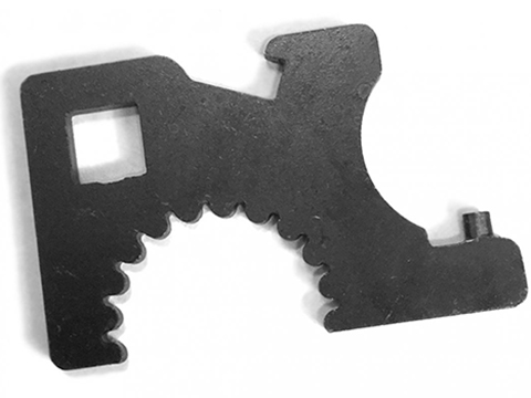 Geissele Automatics Barrel Nut Wrench for AR-15 Rifles