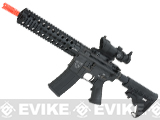 GHK M4A1 MOD1 V2 with 9.5 Keymod Handguard Airsoft GBB Rifle