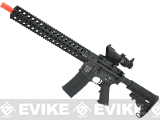 GHK M4A1 MOD2 with 13.5 Keymod Handguard Airsoft GBB Rifle