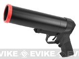 S-Thunder Universal Airsoft 40mm Grenade Launcher Pistol - Long Barrel