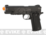 Blackwater Licensed Tactical BW1911 R2 Airsoft GBB CO2 Pistol by KWC