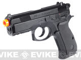 ASG Licensed High Power CZ75D Compact Co2 Airsoft Gas Pistol (410~450 FPS)