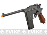 HFC Full Metal WWII Mauser M712 Airsoft Gas Pistol