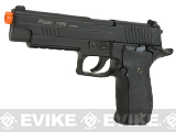 SIG Sauer X-Five CO2 Powered Blowback Airsoft Pistol (Color: Black)