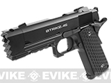 (EPIC DEAL) Tokyo Marui Limited Edition Strike Warrior 1911 Airsoft Gas Blowback Pistol
