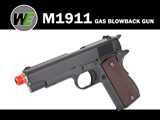 FREE DOWNLOAD -  Manual for WE M1911 Gas Blowback Gun Instruction / User Manual