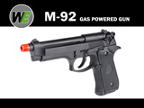 FREE DOWNLOAD -  Manual for WE M-92 Gas Powered Gun Instruction / User Manual