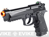 WG M9 Elite 331 Airsoft CO2 Gas Blowback - Black