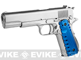 z Evike Custom Chrome Falcon 1911 - (Blue)