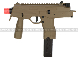 KWA KMP9 New Version Gas Blowback Airsoft Submachine Gun (NS2 System) - Dark Earth