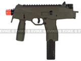 KWA KMP9 New Version Gas Blowback Airsoft Submachine Gun (NS2 System) - Ranger Grey