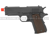 WE Full Metal Baby 1911 CQB Compact GBB Airsoft Gas Blowback Hand Gun