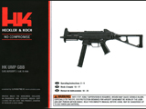 FREE DOWNLOAD -  Umarex H&K UMP Airsoft GBB Instruction / User Manual