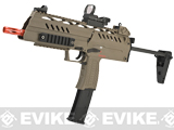 WE-Tech SMG-8  Airsoft GBB Sub Machine Gun (Color: Tan)