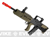 WE L85 Bullpup Full Metal Airsoft Gas Blowback GBB Rifle - Black