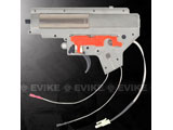 z Matrix Custom Complete Lipo Ready 9mm Gearbox for M4 M16 Series Airsoft AEG