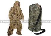 "New Generation Sniper ""Ultra Comfortable"" Ghillie Suit (Desert) - Size: XL/XXL"