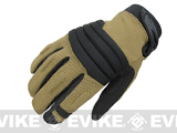 Condor STRYKER Tactical Gloves (Size: 9/M) - Tan
