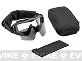 Revision Asian Locust Fan Goggles - Essential Kit (Black)