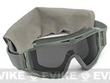 Revision Desert Locust Goggles - Basic (Foliage Green / Solar)