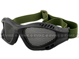 "Avengers ""Zero"" Wire Mesh Adjustable Shooting Range Goggles - Black"