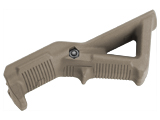 Magpul AFG (Angled Fore Grip) Rail-Mounted Forward Grip (Color: Dark Earth)