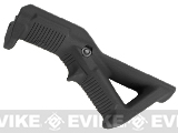 Magpul PTS Licensed AFG (Angled Fore Grip) Rail-Mounted Forward Grip - Black