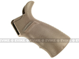 z UTG Ergonomic Motor Housing Pistol Grip for M4 / M16 Series Airsoft AEG (Color: Tan)