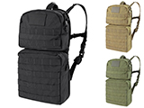 Condor MOLLE Water Hydration Carrier II (Color: Coyote)