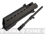 JG MG36 Reinforced Handguard w/ Bipod For G36 Series Airsoft AEG