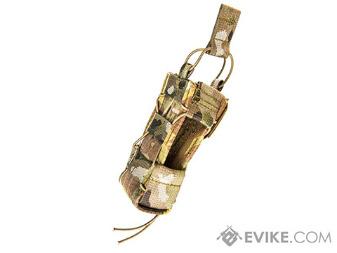 HSGI Multi-Access Comm Taco® (Color: Multicam / Belt Mount)
