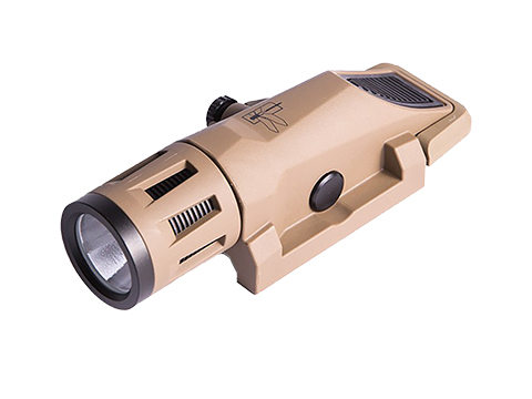 Haley Strategic Inforce WML 400L Mil-Spec 400 Lumen Weapon Mounted Light - Coyote