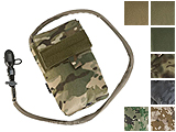 TMC 27oz Tactical MOLLE Double-Insulated Hydration Pouch with Bladder