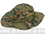 Matrix Lightweight Rip Stop Jungle Boonie Hat (Color: Digital Woodland / Small)