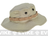 Matrix Lightweight Rip Stop Jungle Boonie Hat (Color: Khaki / Small)